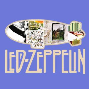 Led Zeppelin with Zeppelin