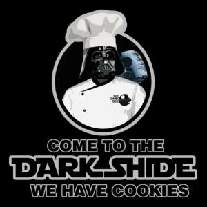 Αστεία Στάμπα Come To The Dark Side We Have Cookies