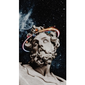 Statue in Space