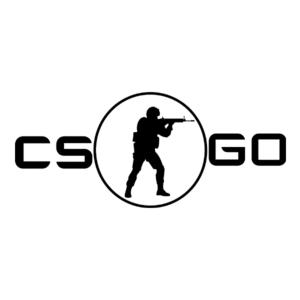 Gaming Στάμπα CSGO 2