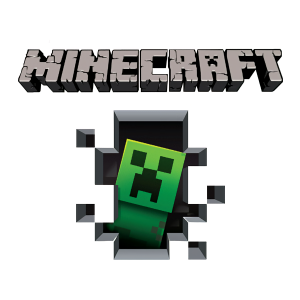 Gaming Στάμπα Minecraft