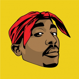 2Pac - Vector