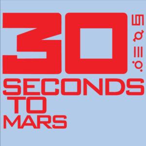 30 Seconds to Mars- Logo