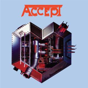 Accept - Metalheart