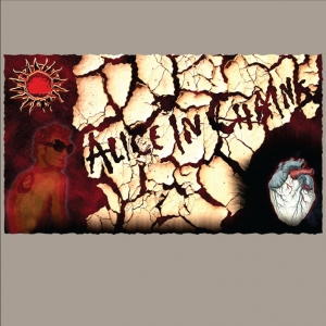 Alice In Chains-Poster