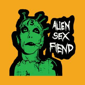 Alien Sex Fiend - She is a Killer