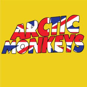 Arctic Monkeys-Flag