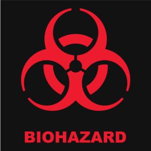 Biohazard - Logo