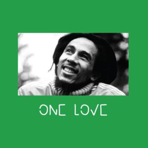 Bob Marley - Portrait 1
