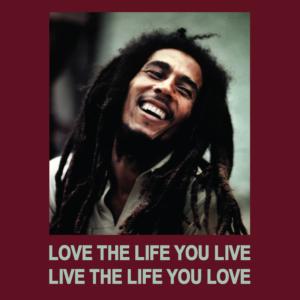 Bob Marley - Portrait 3