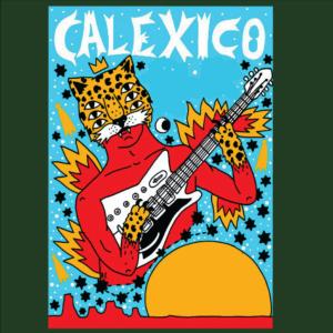 Calexico-Poster
