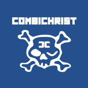 Combichrist-Logo Stamp