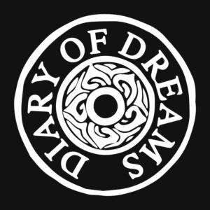 Diary of Dreams - Logo Stamp