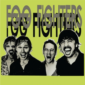 Foo Fighters-Band