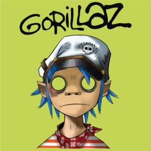 Gorillaz-Dead Face
