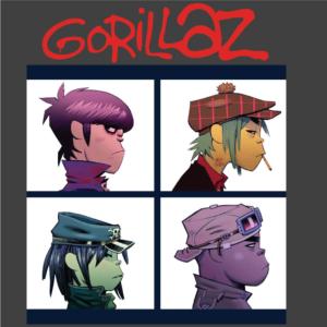 Gorillaz-Demon Days
