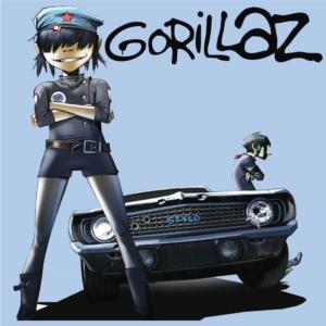 Gorillaz-Stylo