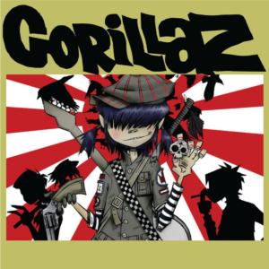 Gorillaz-War