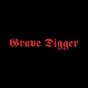 Grave Digger - Logo