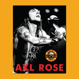 Guns n Roses Axl Rose 2