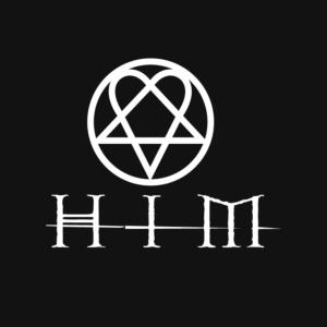 Him - Him Logo Stamp 1