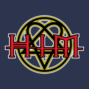 Him - Him Logo Stamp 2