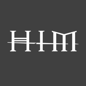 Him - Him Logo Stamp 4