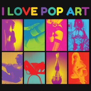 I love pop art girls