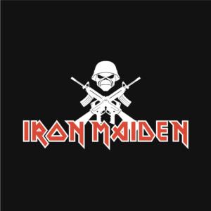 Iron Maiden - Logo2