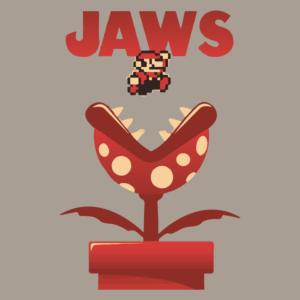 Jaws Super Mario