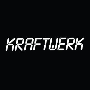 Kraftwerk - Logo Stamp
