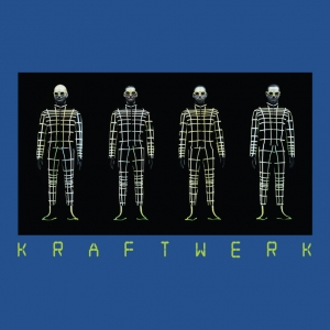 Kraftwerk - The Band Stamp