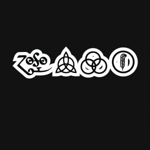 Led Zepelin Zoso Symbols