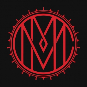 Marilyn Manson - Logo Stamp 3