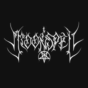 Moonspell - Logo Stamp 1