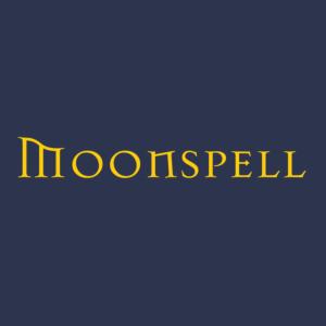 Moonspell - Logo Stamp 2