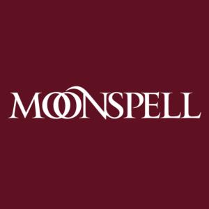 Moonspell - Logo Stamp 3