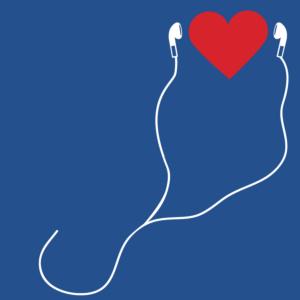 Music Fan Heart