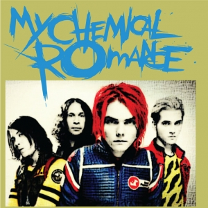 My Chemical Romance-Band
