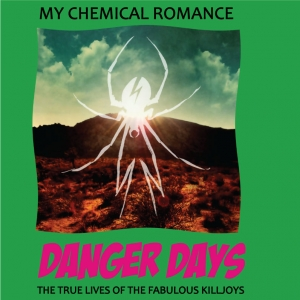 My Chemical Romance-Danger Days