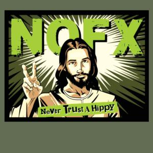 NOFX - never trust a hippie