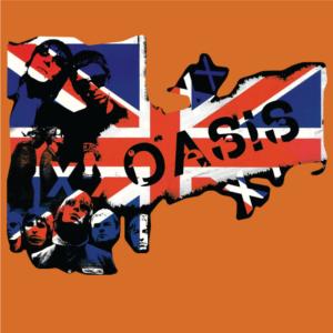 Oasis - Flag