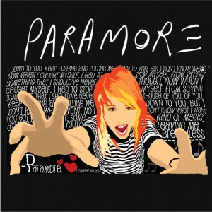 Paramore-Poster