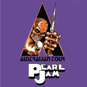 Pearl Jam-Australian Tour