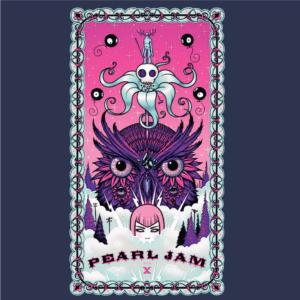 Pearl Jam-Owl