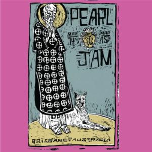 Pearl Jam- Concert Australia