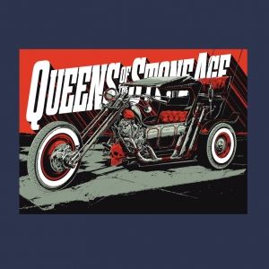 Queens of the Stone Age Chopper Taxi