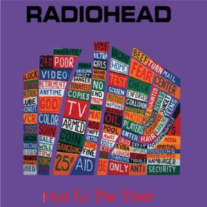 Radiohead-Hail To The Thief