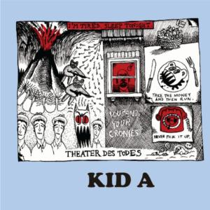Radiohead-Kid A Vector