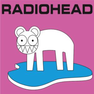 Radiohead-Radiohead Artwork